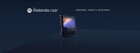 Nuevo Motorola razr 5G llega a AT&T México