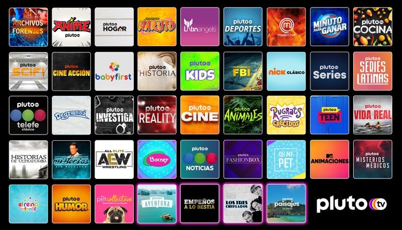 Pluto TV cierra el año con un sólido portafolio de Partners en Latinoamérica - pluto_tv
