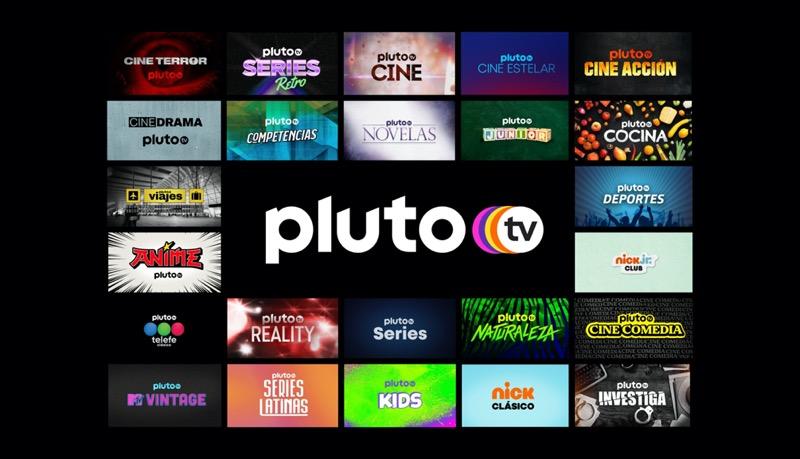Pluto TV anuncia el estreno de seis nuevos canales para América Latina - pluto_tv_nuevos_canales_para_america_latina