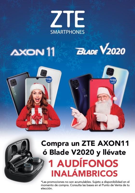 Las promociones de ZTE para estas épocas decembrinas - post-audifonos-dic20-560x800