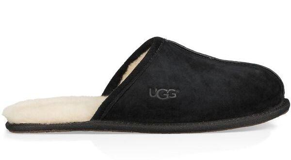 Spotted! celebridades que usaron las slippers de UGG esta navidad - slippers_scuff_ugg_u