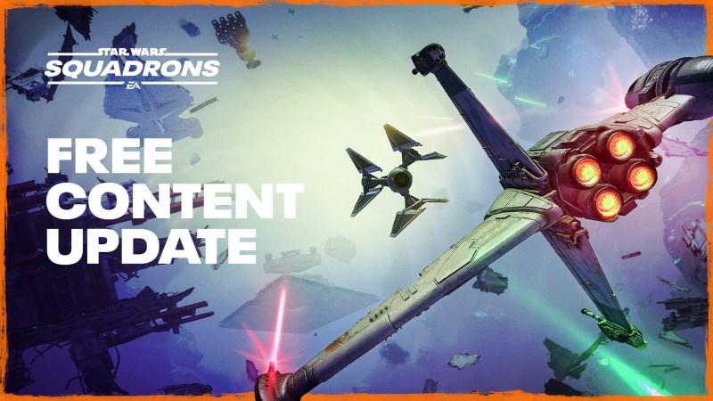 En Star Wars: Squadrons, B-wing, TIE defender y las partidas personalizadas ¡ya disponibles! - star-wars-squadrons