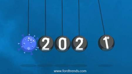 Tendencias Ford 2021: Consumidores resilientes en un mundo post pandemia