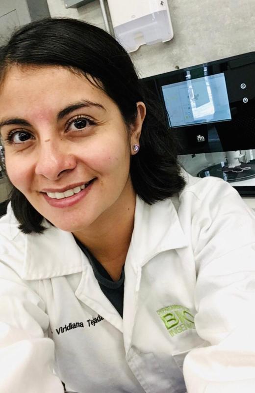 Investigadora del Tec gana beca L´Oreal-Unesco por proyecto de impresión 3D de alimentos - viridiana-tejeda