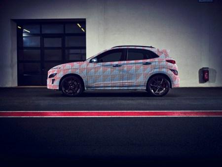 La nueva Hyundai KONA N, la primer SUV en la línea de alto rendimiento