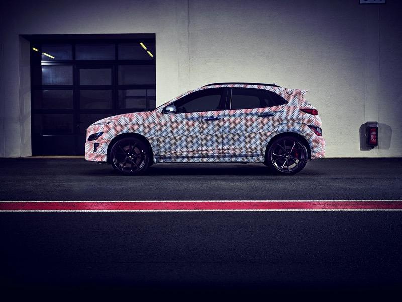 La nueva Hyundai KONA N, la primer SUV en la línea de alto rendimiento - 2021-hyundai-kona-n-suv