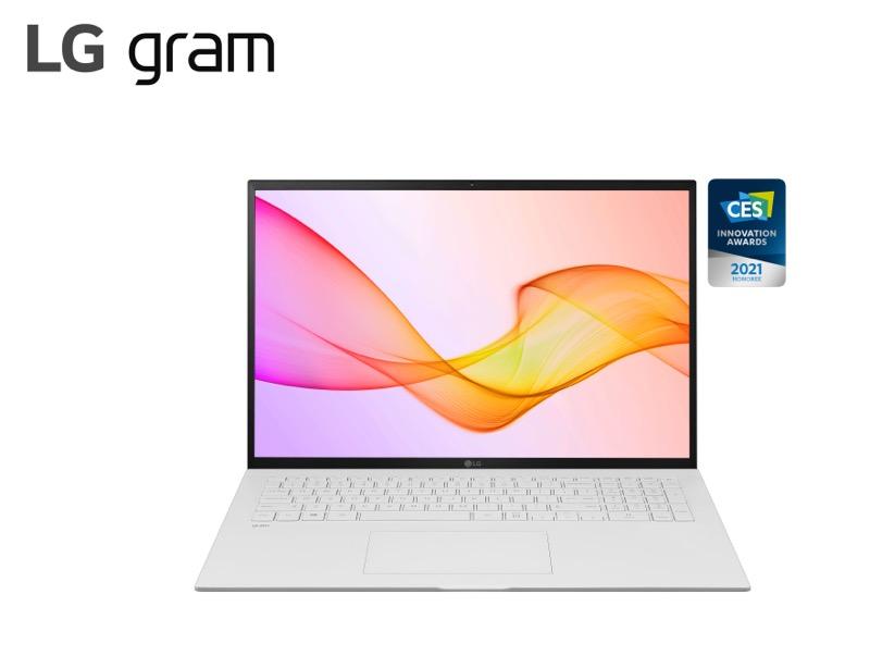 CES 2021: Nueva línea de laptops LG gram son ultraligeras  y con rendimiento excepcional - 2021_lg-gram_white-800x603