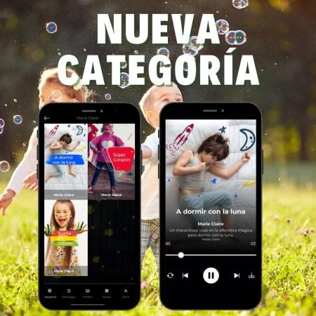 App de meditación en español estrena categoría para niños