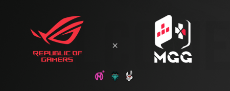 ASUS Republic of Gamers anuncia asociación con Misfit Gaming Group