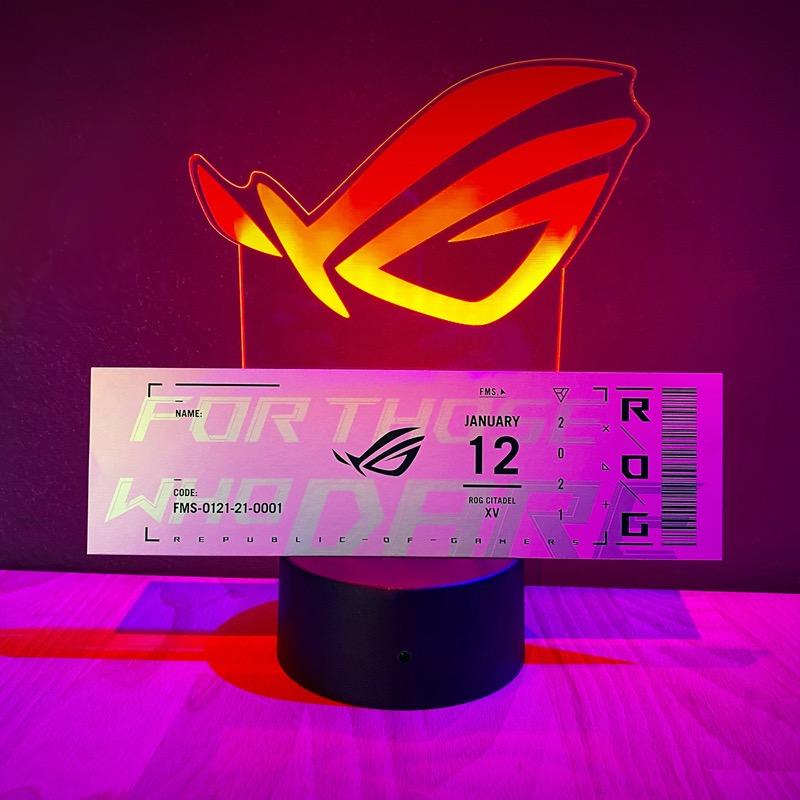 ROG presentará sus nuevas laptops en evento virtual abierto al público - asus-republic-of-gamers-ces-2021-ticket-800x800