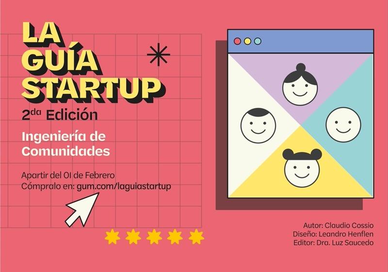 Anuncian lanzamiento de la segunda edición del e-book «La Guía Startup»