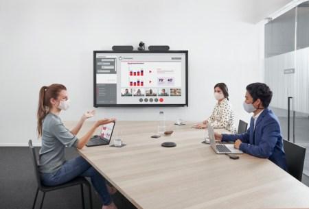 Espacios híbridos: La respuesta a las reuniones en su lugar de trabajo