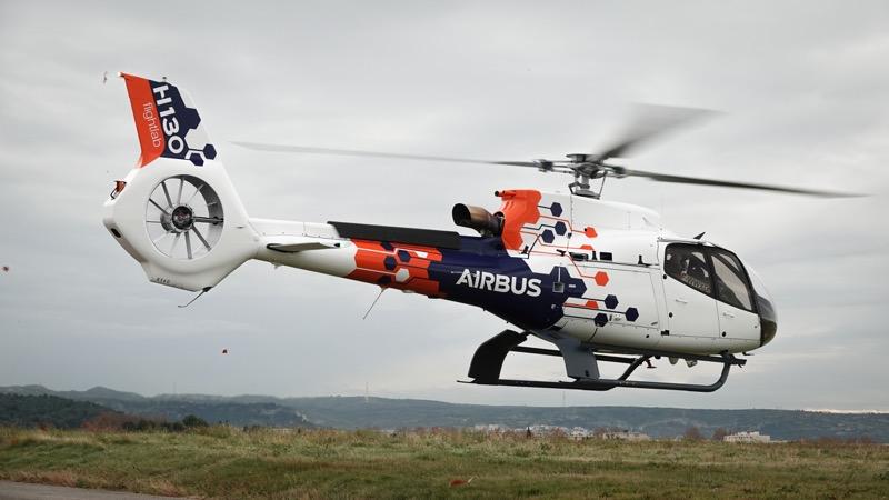 Airbus presenta su Flightlab de helicópteros para probar nuevas tecnologías - flightlab-airbus-helicopters-exph-2032-29