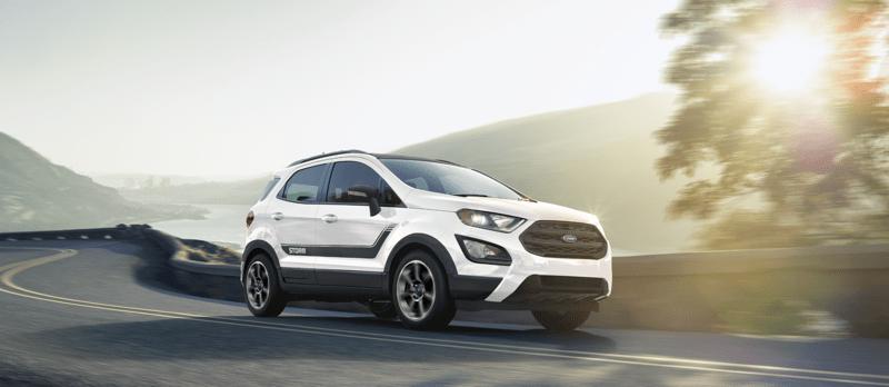 Ford EcoSport Storm 2021 llega en dos versiones con la mejor conectividad y desempeño - ford-ecosport-storm-auto