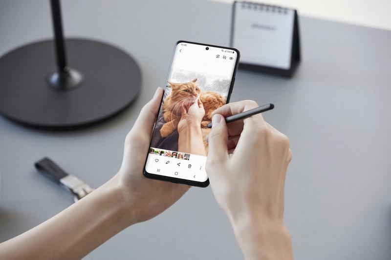 Samsung Galaxy S21 Ultra 5G ¡conoce sus características y precio! - galaxy-s21-ultra-spen