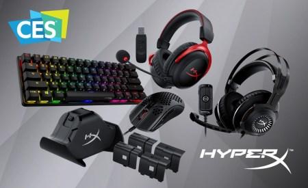 HyperX CES 2021: Los nuevos productos para Consola y PC