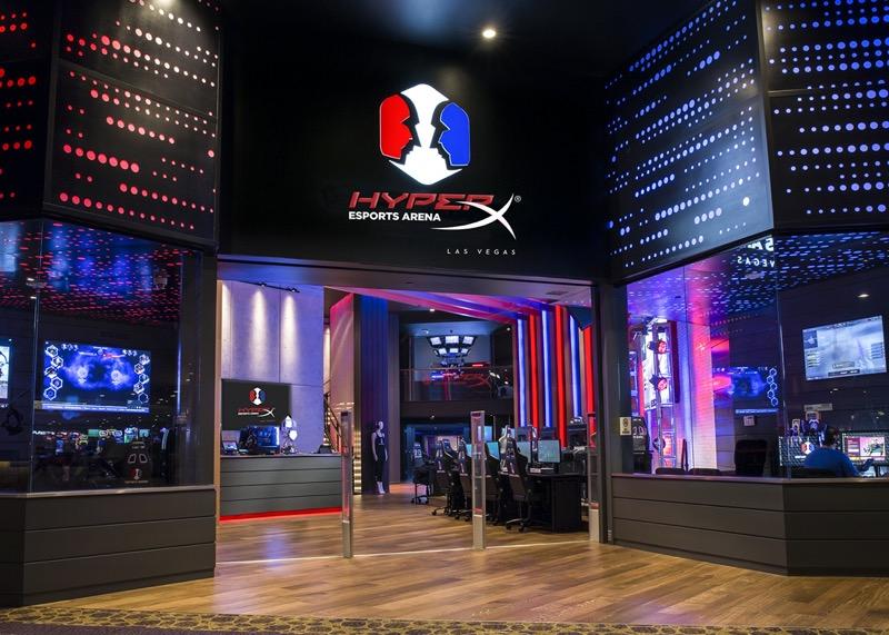 HyperX y Allied Esports renuevan el acuerdo de derechos de nombres para HyperX Esports Arena Las Vegas - hyperx-esports-arena-las-vegas