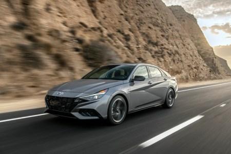 """Hyundai Elantra gana el premio """"Auto del Año"""" 2021 en Norteamérica"""