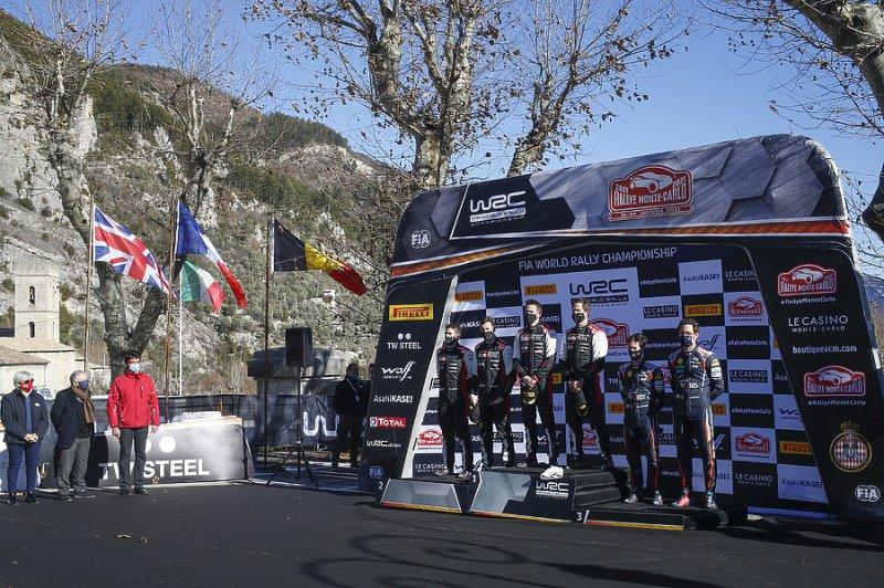 Hyundai Motorsport obtiene su primer podio del año en el WRC Montecarlo - hyundai-motorsport-2021-montecarlo-aus-0032-800x532