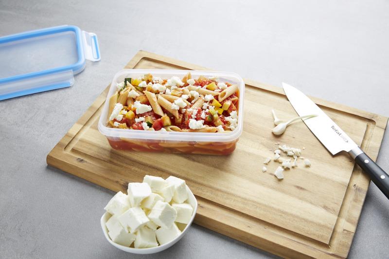 ¿Cómo evitar el uso de plásticos desechables para transportar y guardar tus alimentos? - mastersealfresh-t-fal-7