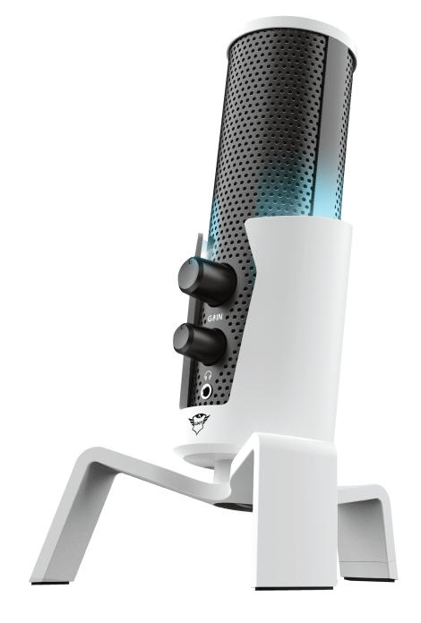 Trust anuncia nuevos productos de su línea Gaming durante CES 2021 - microfono-fyru