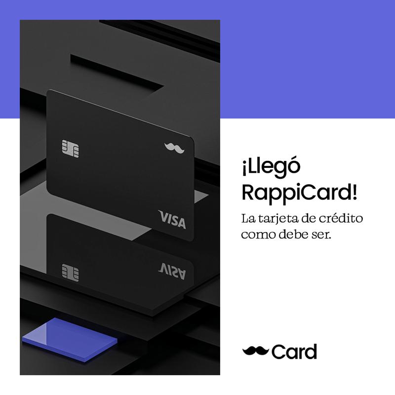 Rappi y Banorte presentan la tarjeta de Crédito RappiCard Visa - rappicard-visa-rappi-banorte-finanzas-tarjeta-de-credito-800x800