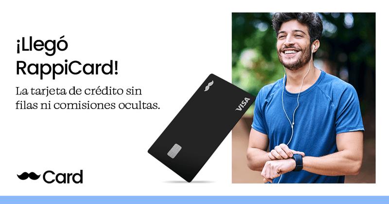 Rappi y Banorte presentan la tarjeta de Crédito RappiCard Visa - rappicard-visa-rappi-banorte-tarjeta-de-credito