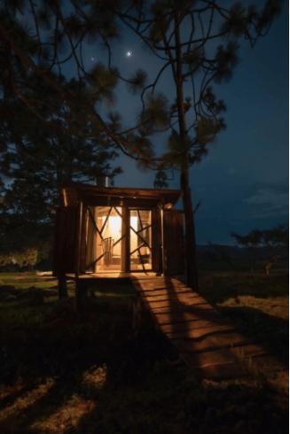 No más Blue Monday con estos increíbles Airbnbs - red-nest-cieneguillas-de-gonzalez-estado-de-mexico