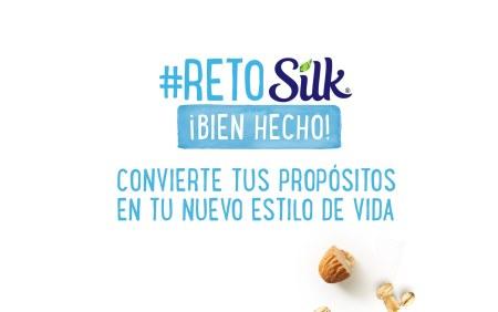Empieza este 2021 construyendo hábitos saludables ¡Súmate al #RetoSilk!