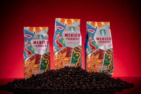 Starbucks honra las raíces oaxaqueñas con la introducción de Starbucks México Oaxaca