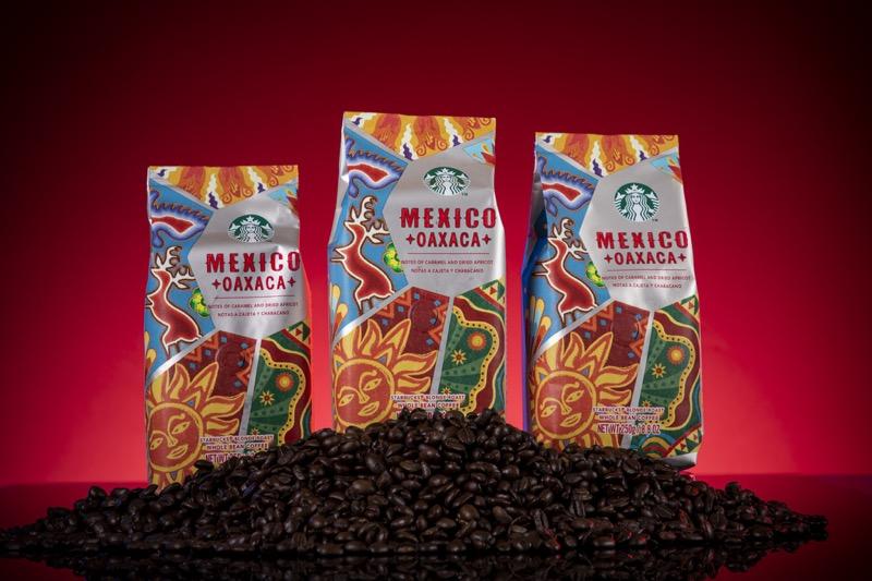 Starbucks honra las raíces oaxaqueñas con la introducción de Starbucks México Oaxaca - starbucks-mexico-oaxaca