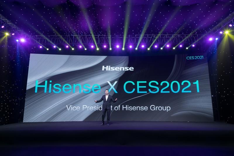 CES 2021: Hisense presenta la nueva TriChroma Laser TV - trichroma-laser-tv-hisense-4