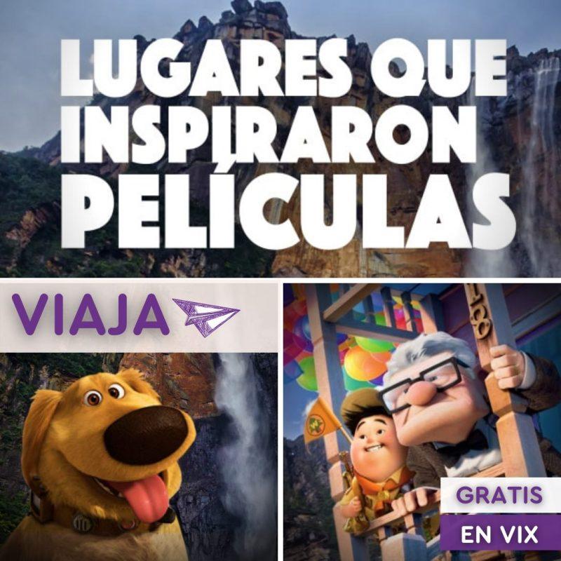 VIX – CINE Y TV: plataforma de video streaming gratuito, te ayudará a cumplir tus propósitos - vix_lugares_magicos_que_inspiraron_peliculas