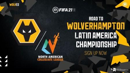 Wolves organizan un torneo de FIFA 21 para probar a los nuevos talentos de Latinoamérica
