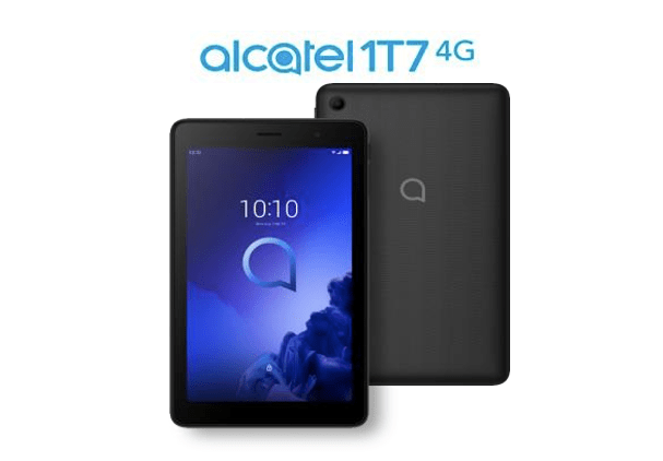 Alcatel presenta su nuevo portafolio de tabletas 2021 - alcatel-1t-7-tableta