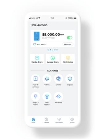 AT&T ReMo, una nueva herramienta para digitalizar tu dinero y poder administrarlo desde el celular