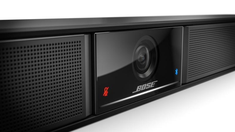 Nuevo Bose Videobar VB1, dispositivo USB todo en uno para videoconferencias ¡disponible en México! - bose-videobar-vb1