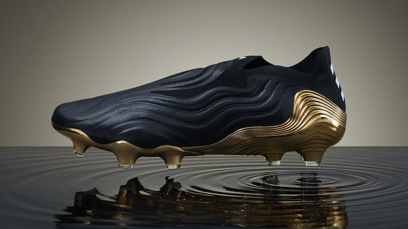 adidas presenta COPA SENSE, el calzado de fútbol que incorpora nuevas tecnologías - copa-sense-waterreflection-sideangle