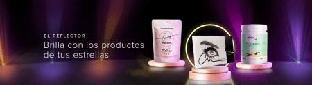 Mercado Libre lanza nueva sección: El Reflector, reúne productos de marcas de celebridades e influencers