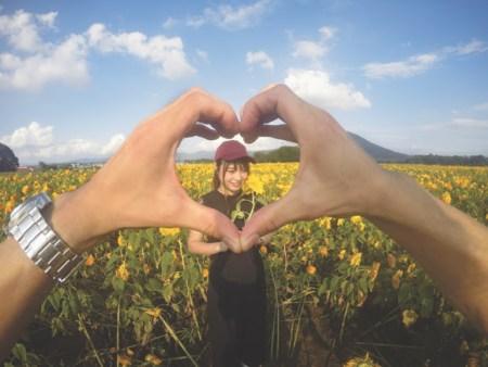 ¡Inspírate con estas ideas para tomarte una gran foto en San Valentín!