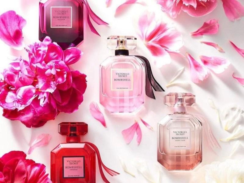 Las cuatro fragancias más populares de Victoria's Secret - fragancias-populares-victorias-secret-800x600