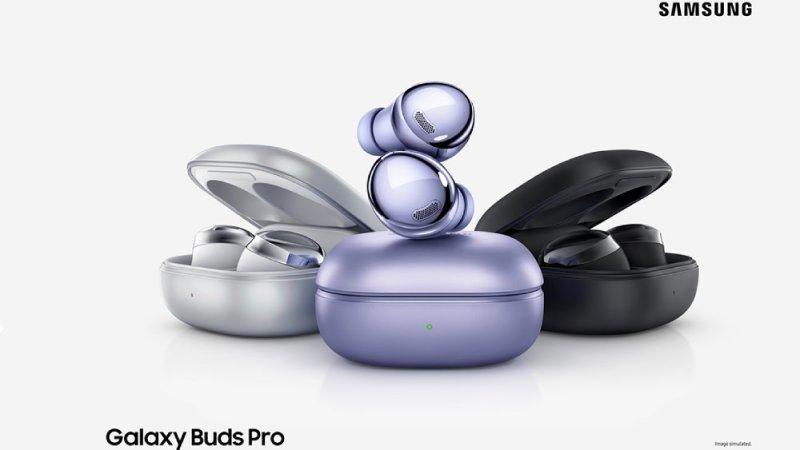 Inicia la venta en México de la serie Galaxy S21, Galaxy Buds Pro y Galaxy SmartTag - galaxy-buds-pro-venta-mexico-800x450