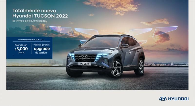 Hyundai Motor de México lanza la preventa de la nueva Tucson 2022 - hyundai-mexico-preventa-tucson-2022