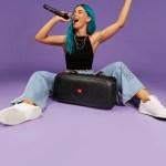 JBL lanza la nueva PartyBox On-The-Go, a una potencia de 100W