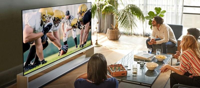 Disfruta cada touchdown con la mejor calidad de imagen: LG OLED TV - lg-oled-tv-sports-800x354