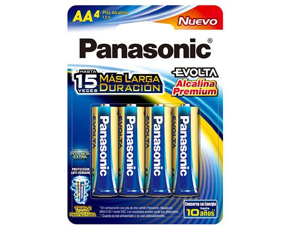 Panasonic supera los 200 mil millones de envíos mundiales de baterías - panasonic-envios-mundiales-de-baterias-pilas