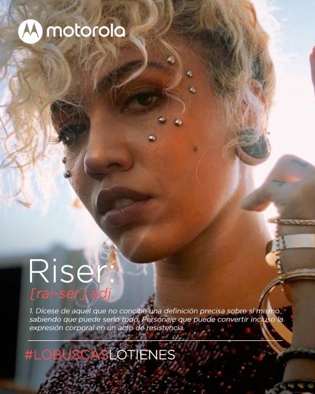 Risers: Historias reales e inspiración en la nueva campaña de Motorola - risers-motorola-1-640x800