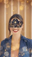 Vive el carnaval desde casa con Snapchat - snapchat-carnaval-antifaz