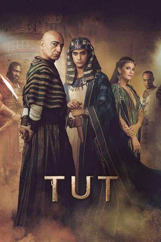 TUT, la miniserie de TUTANKAMÓN llega a VIX – CINE Y TV - tut-miniserie-tutankamon-533x800