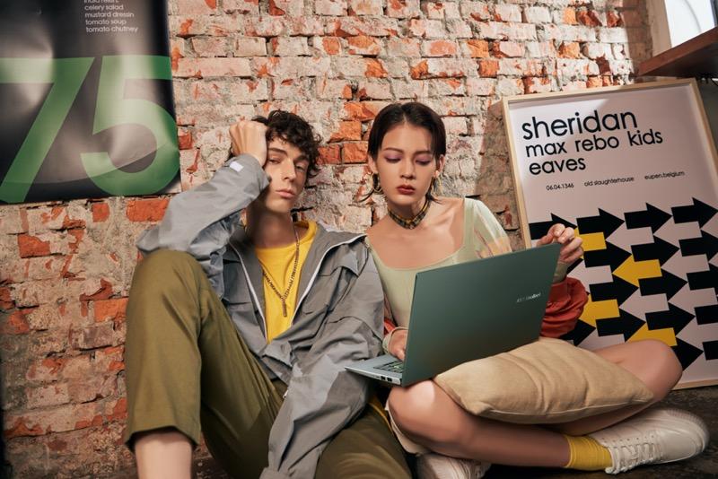 3 laptops ASUS VivoBook que marcarán tendencia este 2021 - vivobook-s14-s435-scenario